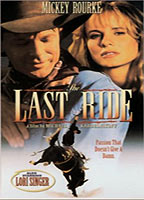 Lori Singer as Scarlett Stuart in The Last Ride