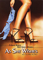 Amber Smith as Woman in Red Shoe Diaries: As She Wishes