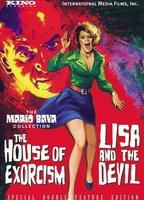 Sylva Koscina as Sophia Lehar in The House of Exorcism