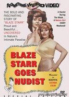Blaze Starr as Herself in Blaze Starr Goes Nudist