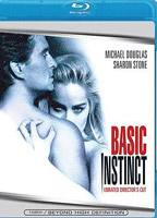 Sharon Stone as Catherine Tramell in Basic Instinct
