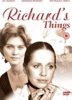 Amanda Redman as Josie in Richard's Things
