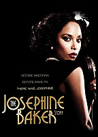 The Josephine Baker Story boxcover
