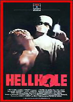 Lamya Derval as Jacuzzi girl in Hellhole