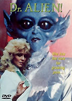 Judy Landers as Xenobia in Dr. Alien