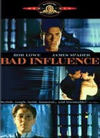 Lisa Zane as Claire in Bad Influence