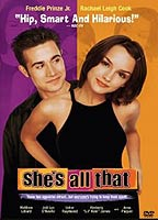 Jodi Lyn O'Keefe as Taylor Vaughan in She's All That