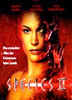 Natasha Henstridge as Eve in Species II