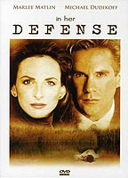 Marlee Matlin as Jane Claire in In Her Defense