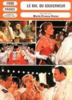 Kristin Scott Thomas as Marie Forestier in Le bal du gouverneur
