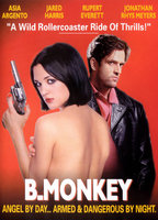 Asia Argento as Beatrice in B. Monkey