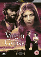 Honor Blackman as Mrs. Fawcett in The Virgin and the Gypsy