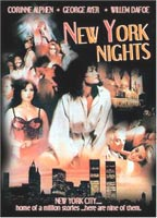 Bobbi Burns as The Authoress in New York Nights