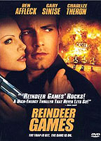 Charlize Theron as Ashley in Reindeer Games