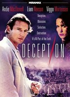 Andie MacDowell as Elizabeth 'Bessie' Faro aka Ruby Cairo in Deception