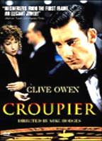 Alex Kingston as Jani de Villiers in Croupier
