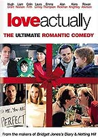 Laura Linney as Sarah in Love Actually
