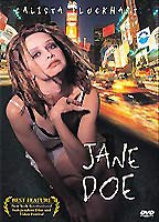 Calista Flockhart as Jane Doe in Pictures of Baby Jane Doe