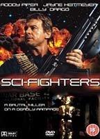 Jayne Heitmeyer as Kirbie in Sci-fighters