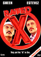 Rated X boxcover