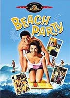 Annette Funicello as Dolores in Beach Party