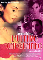 Monica Bellucci as Giulia in L' ultimo capodanno