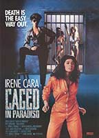 Irene Cara as Eva in Caged in Paradise
