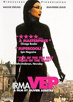 Arsine Khanjian as American Woman in Irma Vep