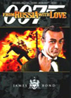 From Russia with Love boxcover