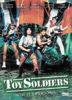 Terri Garber as Amy in Toy Soldiers