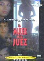 Norma Duval as Lina in La mujer del juez