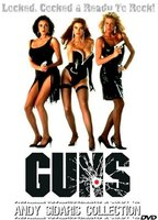 Dona Speir as Donna Hamilton in Guns