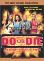 Dona Speir as Donna Hamilton in Do or Die
