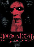 Sonya Salomaa as Cynthia in House of the Dead