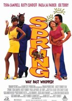 Tisha Campbell as Brandy in Sprung