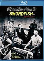 Halle Berry as Ginger in Swordfish