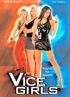 Heather Ward as Dominique Star in Vice Girls