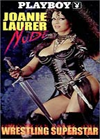 Playboy: Joanie Laurer Nude boxcover