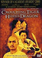 Ziyi Zhang as Jen Yu in Crouching Tiger, Hidden Dragon