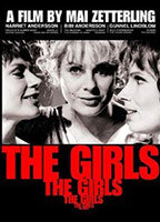 Bibi Andersson as Liz Lindstrand in The Girls