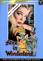 Alice in Wonderland boxcover