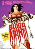 Maria De Aragon as Victoria Waterman in Blood Mania
