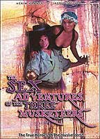 The Sex Adventures of the Three Musketeers boxcover