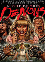 Cathy Podewell as Judy in Night of the Demons