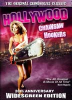 Michelle Bauer as Mercedes in Hollywood Chainsaw Hookers