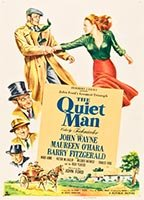 Maureen O'Hara as Mary Kate Danaher in The Quiet Man