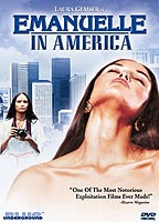 Laura Gemser as Emanuelle in Emanuelle in America