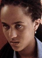 Nicole Ari Parker as Mavis in Mute Love