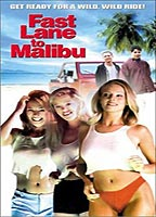 Jami Ferrell as Wet T-Shirt Contestant in Fast Lane to Malibu