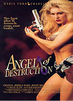 Chanda as Reena Jacobs in Angel of Destruction